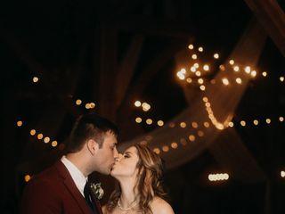 The wedding of Madison and Chris 1