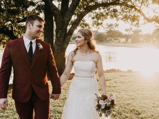 The wedding of Madison and Chris 3