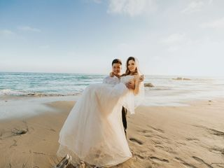The wedding of LINH and LUCY 1