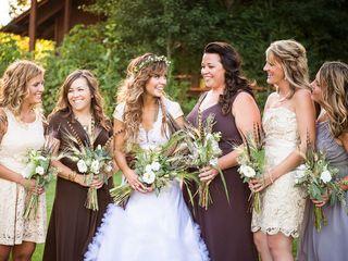 Joanna and Joshua's Wedding in Emigrant, Montana 3