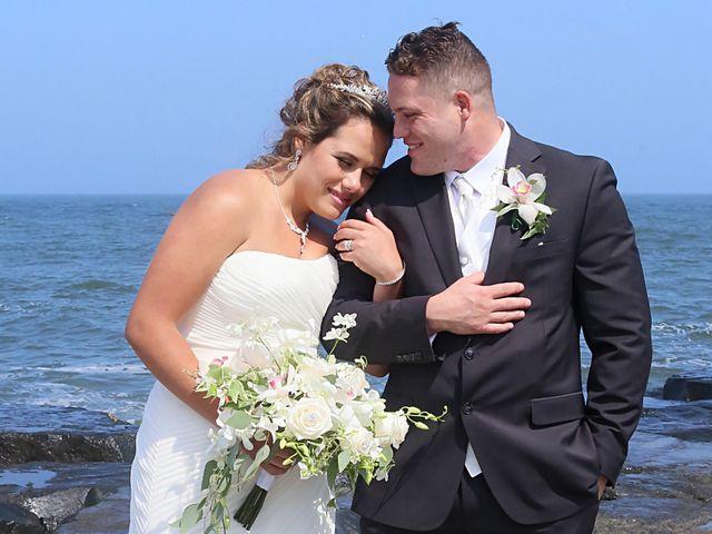 The wedding of Lauren and Juan