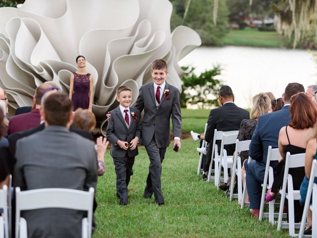 Jason and Brian's Wedding in Orlando, Florida 6