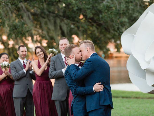 Jason and Brian's Wedding in Orlando, Florida 14