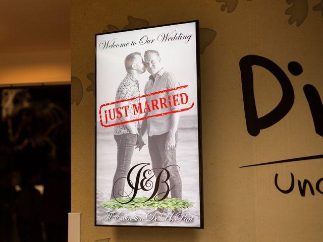 Jason and Brian's Wedding in Orlando, Florida 17