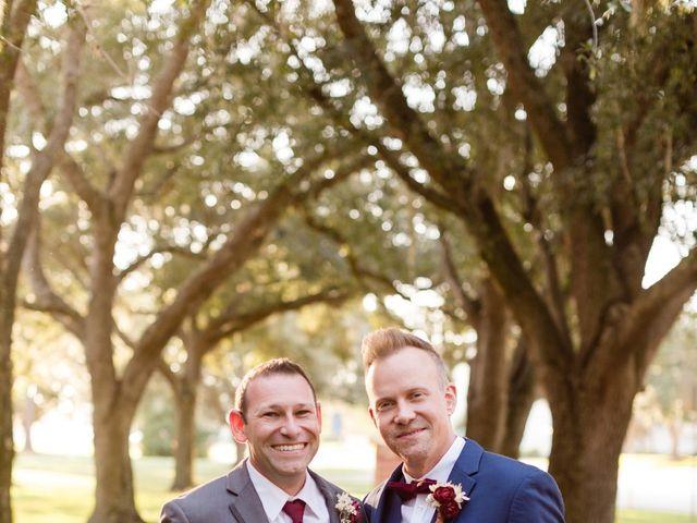 Jason and Brian's Wedding in Orlando, Florida 24