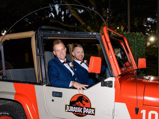 Jason and Brian's Wedding in Orlando, Florida 28