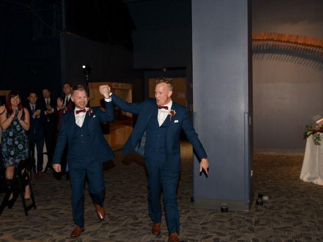 Jason and Brian's Wedding in Orlando, Florida 34