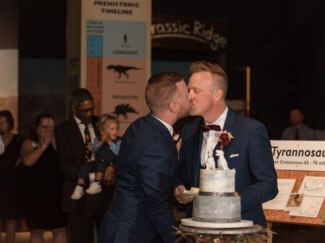 Jason and Brian's Wedding in Orlando, Florida 44