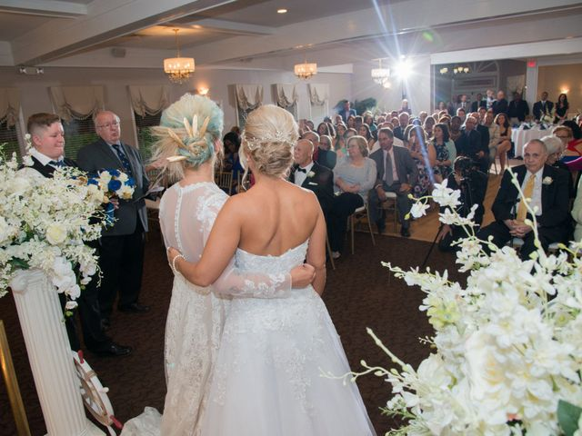 Shannon and Sam's Wedding in Spring Lake, New Jersey 12