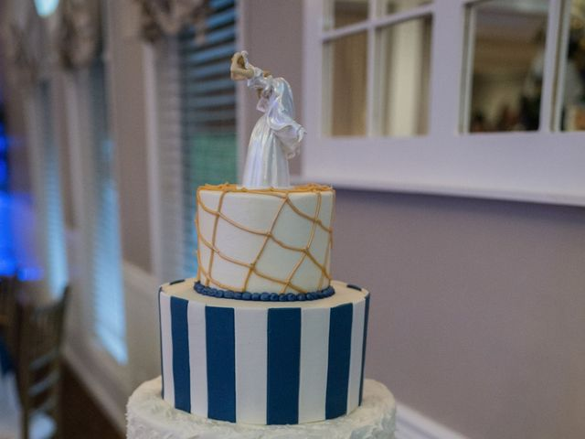 Shannon and Sam's Wedding in Spring Lake, New Jersey 16