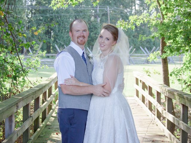 The wedding of Lauren and Durrand