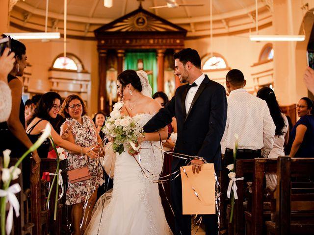 Marlene and Vijay's Wedding in Belize City, Belize 2