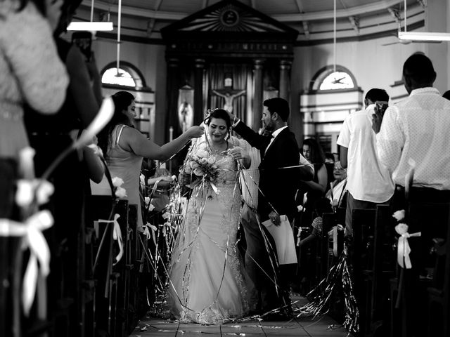 Marlene and Vijay's Wedding in Belize City, Belize 5