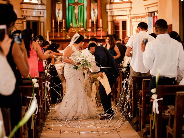 Marlene and Vijay's Wedding in Belize City, Belize 6