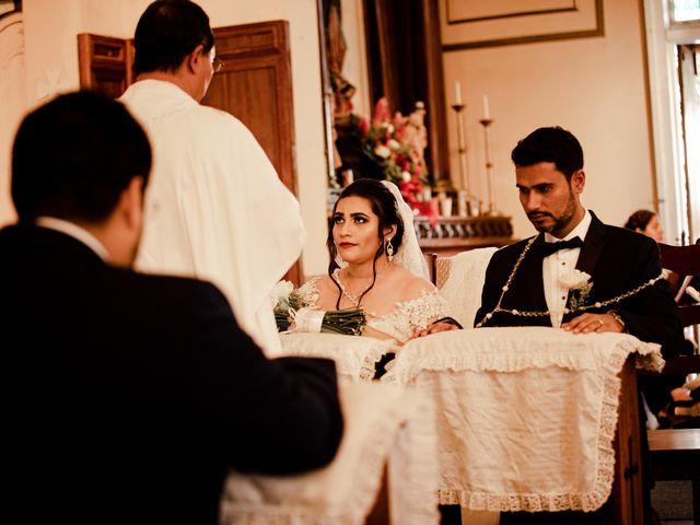 Marlene and Vijay's Wedding in Belize City, Belize 15