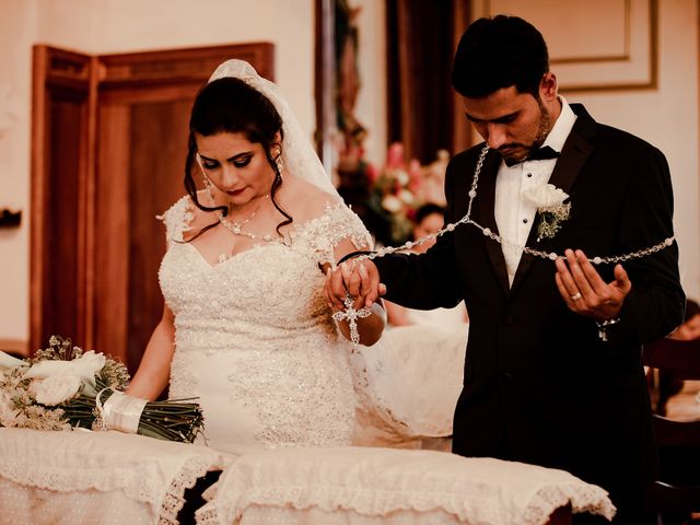 Marlene and Vijay's Wedding in Belize City, Belize 19