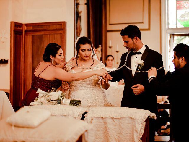 Marlene and Vijay's Wedding in Belize City, Belize 20