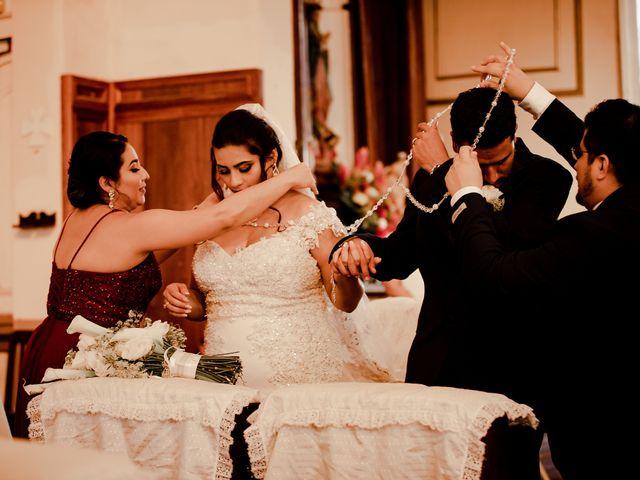 Marlene and Vijay's Wedding in Belize City, Belize 21