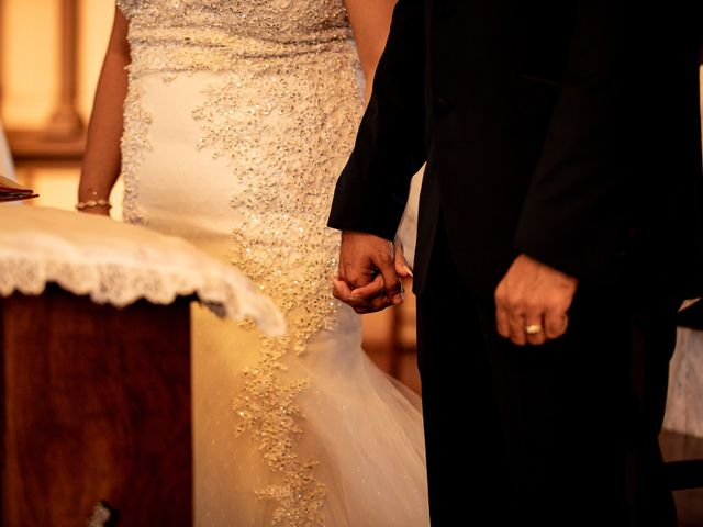Marlene and Vijay's Wedding in Belize City, Belize 26