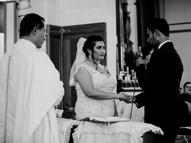 Marlene and Vijay's Wedding in Belize City, Belize 31
