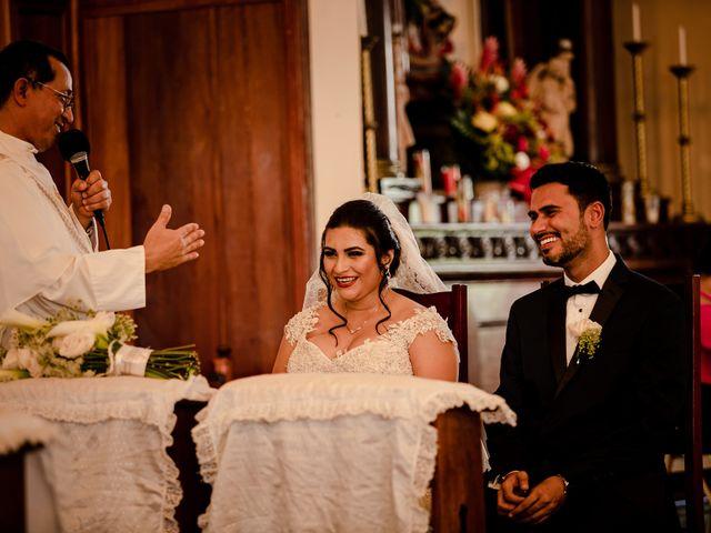 Marlene and Vijay's Wedding in Belize City, Belize 34