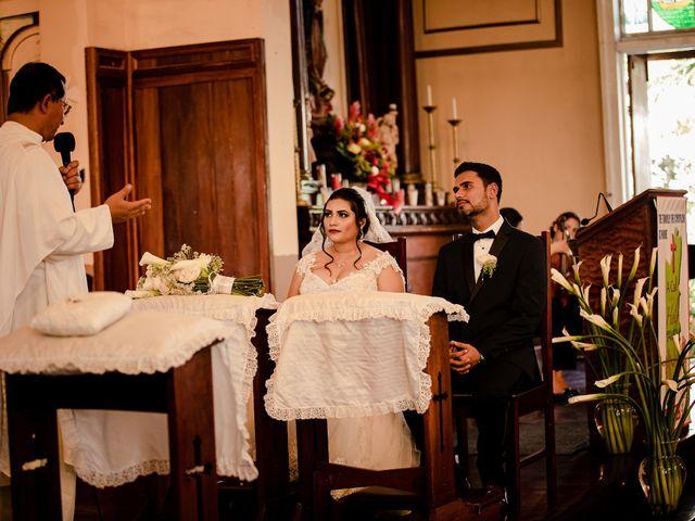 Marlene and Vijay's Wedding in Belize City, Belize 36