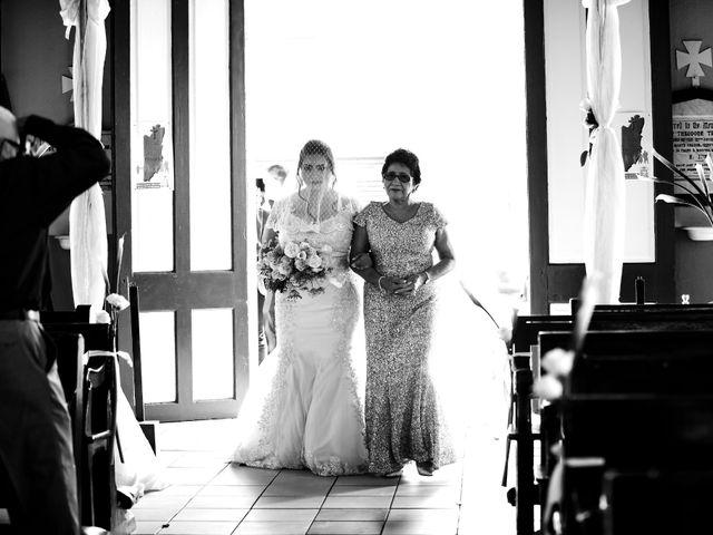 Marlene and Vijay's Wedding in Belize City, Belize 45
