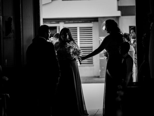 Marlene and Vijay's Wedding in Belize City, Belize 48