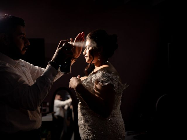 Marlene and Vijay's Wedding in Belize City, Belize 56