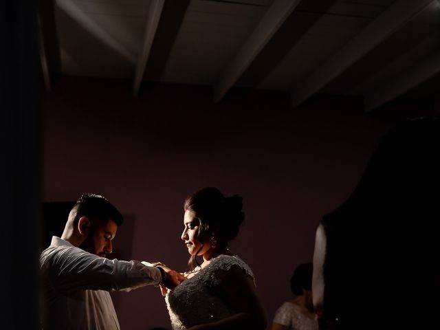 Marlene and Vijay's Wedding in Belize City, Belize 59