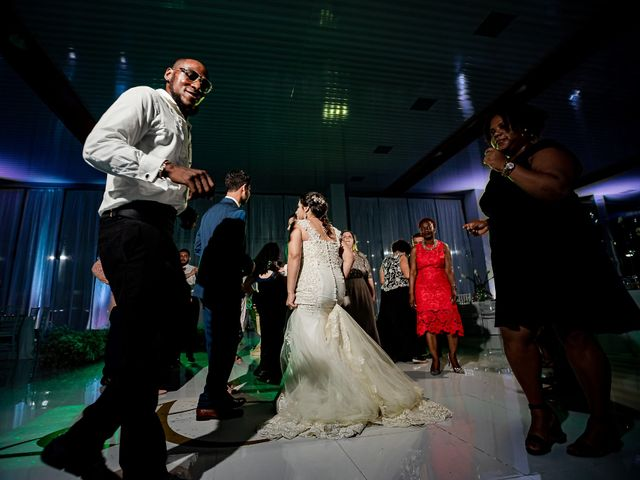 Marlene and Vijay's Wedding in Belize City, Belize 109