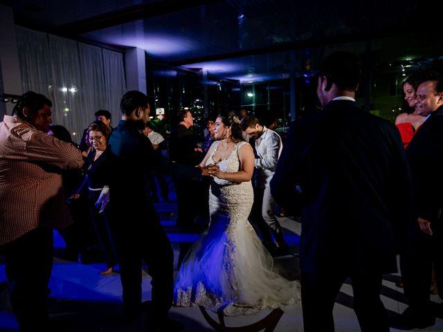 Marlene and Vijay's Wedding in Belize City, Belize 111