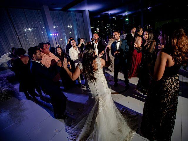 Marlene and Vijay's Wedding in Belize City, Belize 115