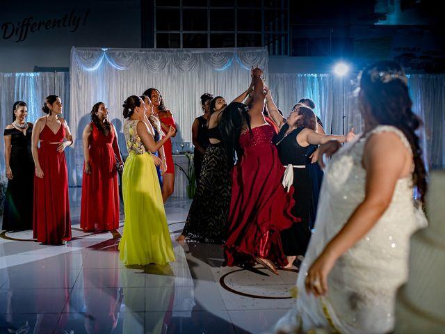 Marlene and Vijay's Wedding in Belize City, Belize 120