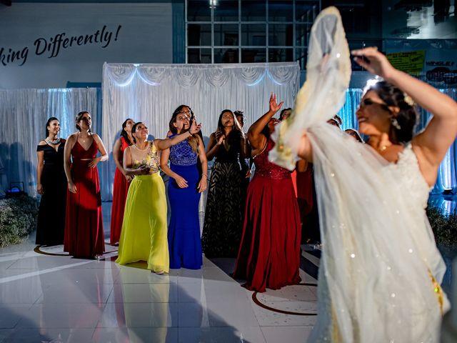 Marlene and Vijay's Wedding in Belize City, Belize 121
