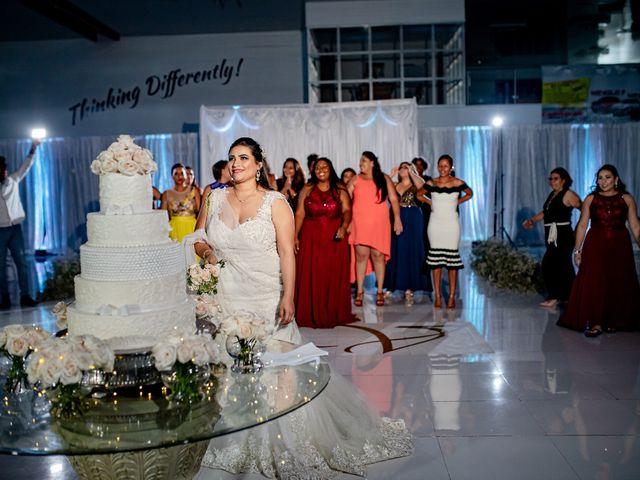 Marlene and Vijay's Wedding in Belize City, Belize 125