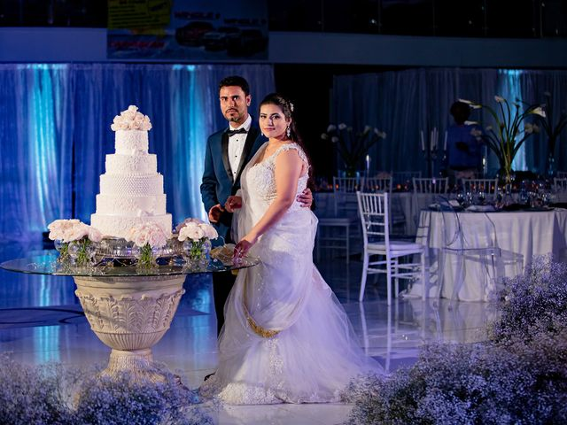 Marlene and Vijay's Wedding in Belize City, Belize 126
