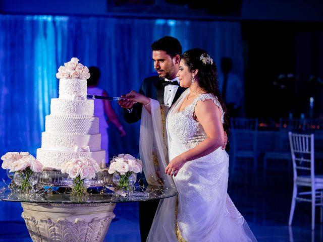 Marlene and Vijay's Wedding in Belize City, Belize 129