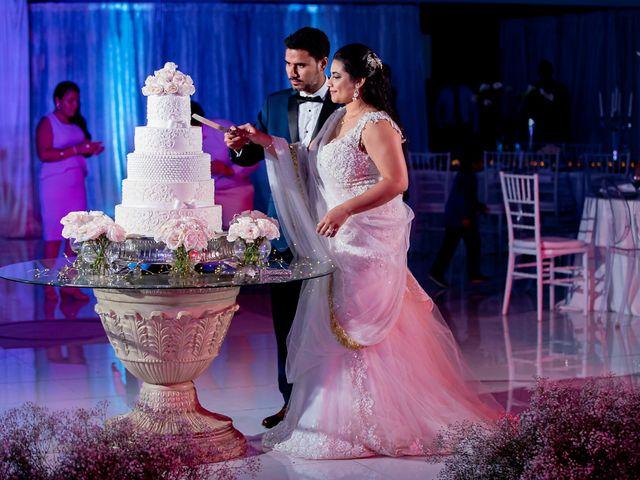 Marlene and Vijay's Wedding in Belize City, Belize 130