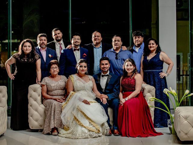 Marlene and Vijay's Wedding in Belize City, Belize 135