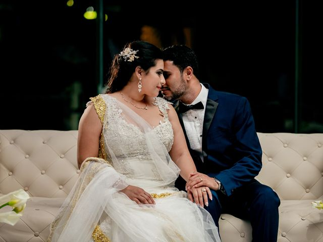 Marlene and Vijay's Wedding in Belize City, Belize 137
