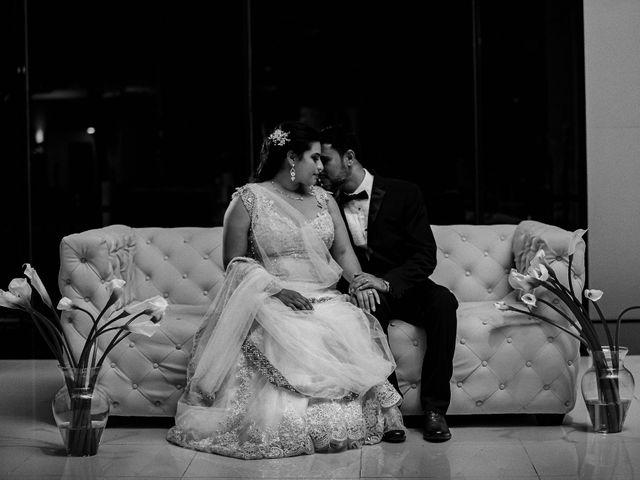 Marlene and Vijay's Wedding in Belize City, Belize 138
