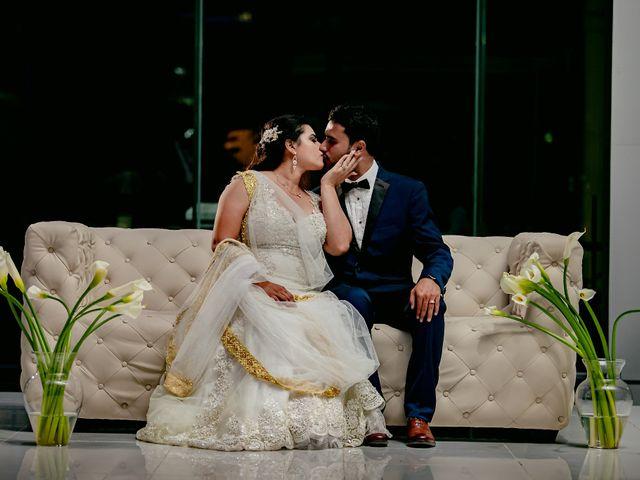 Marlene and Vijay's Wedding in Belize City, Belize 139