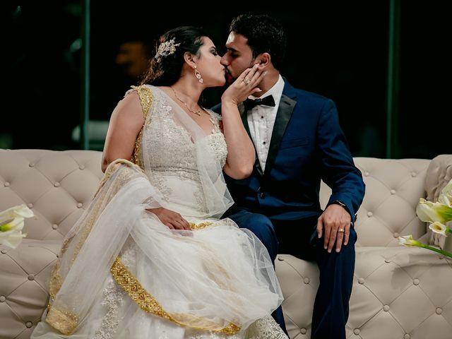 Marlene and Vijay's Wedding in Belize City, Belize 141