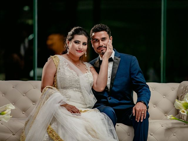 Marlene and Vijay's Wedding in Belize City, Belize 142