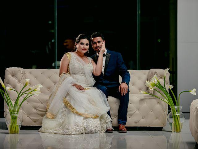 Marlene and Vijay's Wedding in Belize City, Belize 143