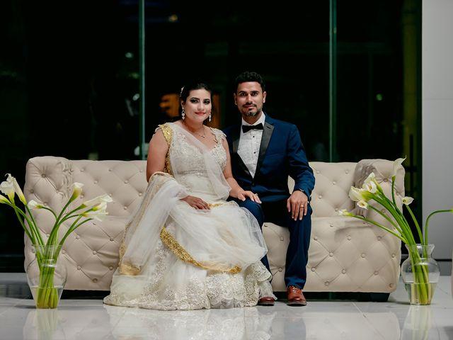 Marlene and Vijay's Wedding in Belize City, Belize 144
