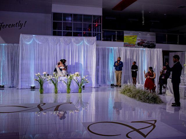Marlene and Vijay's Wedding in Belize City, Belize 147