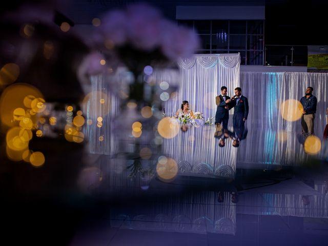 Marlene and Vijay's Wedding in Belize City, Belize 153