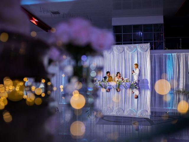 Marlene and Vijay's Wedding in Belize City, Belize 154